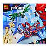 "Конструктор Bela 11187 ""Всюдихід Людини-Павука"" (аналог Lego Spiderman 76114), 440 дет"