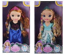 Музичні ляльки Ганна або Ельза Frozen 2