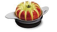 Нож кухонный GEFU Pomo для томатов 12 см Серебристый 13590, КОД: 1330046