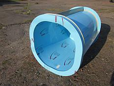 Прямоугольные купели для бань 17