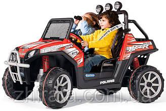 Электромобиль Джип Peg-Perego Polaris Ranger RZR 24V