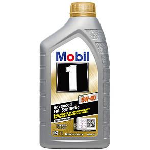 Моторное масло MOBIL 1 FS X1 5W-40 1л, фото 2