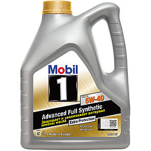 Моторное масло MOBIL 1 FS X1 5W-40 4л, фото 2