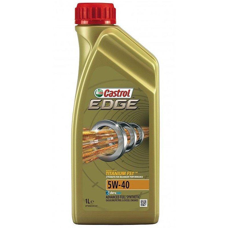 Моторное масло CASTROL EDGE Titanium FST 5W-40 C3 1л