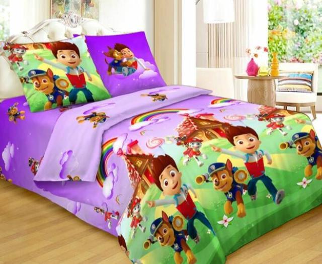 Дитяче постільна білизна для ліжка