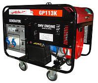 Однофазный бензиновый генератор Honda GP113K (10,5 кВт)