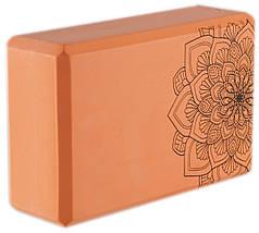 Блок для йоги, растяжки (разные цвета)!, фото 2
