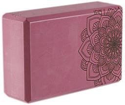 Блок для йоги, растяжки (разные цвета)!, фото 3