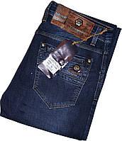 Мужские джинсы BARON,W34 L34 Стрейч.Тёмно-синие.Турция.BR9208