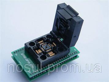Переходник QFP48 LQFP48 TQFP48 - DIP48 0,5 мм адаптер для программирования
