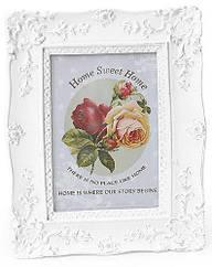 Фоторамка Sweet White Белый портрет 16.5х13 см psgBD-493-523, КОД: 1143429