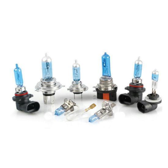 Галогеновые лампочки