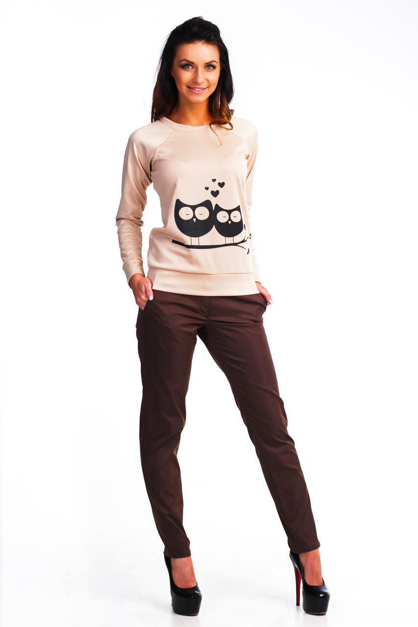 Классические женские брюки.
