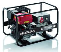 Трехфазный бензиновый генератор Honda EСТ7000 (7 кВт)