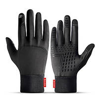 Зимние теплые перчатки для сенсорных экранов Kyncilor ветрозащитные водоотталкивающие A0079