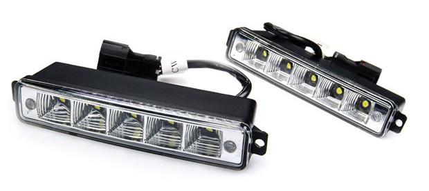 LED-Фары дополнительные /Дневные ходовые огни