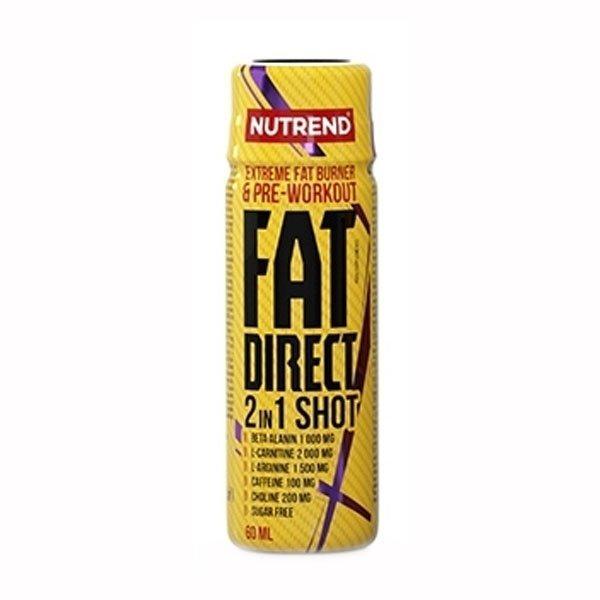 Спортивное питание Nutrend Fat Direct Shot