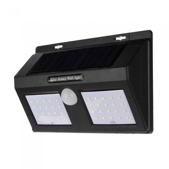Светодиодный навесной фонарь Solar С датчиком движения 1626A 40 диодов 200543, КОД: 943869