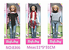 Кукла DEFA 8366-BF 3 вида, фото 3