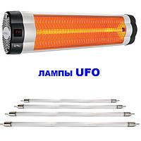 Универсальная кварцевая ТЭН УФО (лампа) для инфракрасного обогревателя.