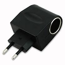 Адаптер авто прикуриватель зарядка Switch 220V 12V