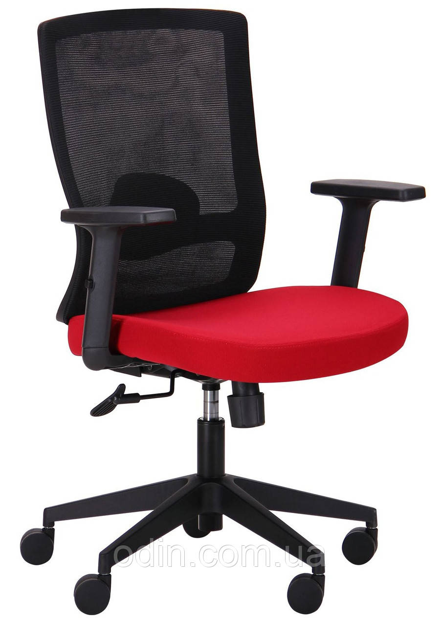 Кресло Xenon LB черный/гранат 521196