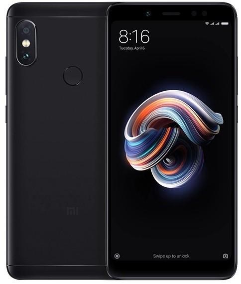 Xiaomi Redmi Note 5 4/64GB Black Global Rom