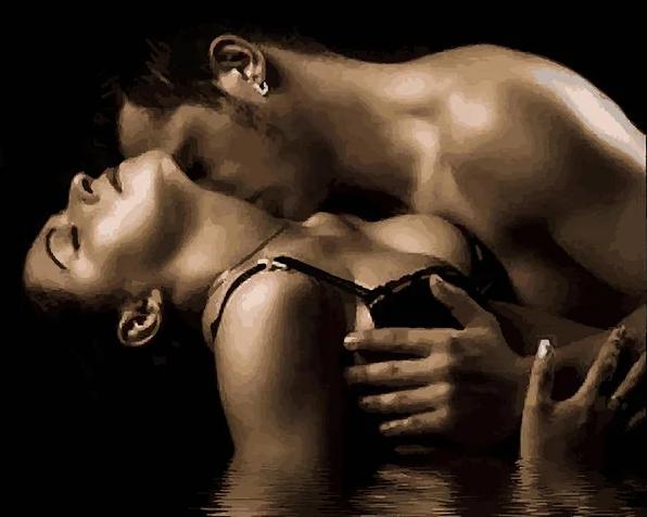Картина по номерам Ночь любви и страсти, 40x50 см., Babylon