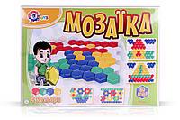 Мозаика для малышей 1 Технок (80 фишек)