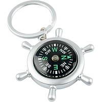 Брелок-компас Munkees Rudder Compass steel