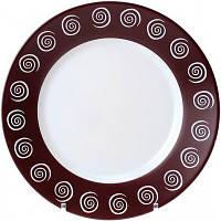 Тарелка суповая Luminarc Sirocco Brown H4886, 22,5 см