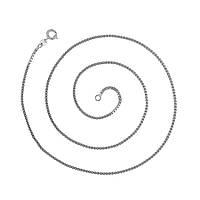 Цепочка  ХР Родий. Размер 500 х 1,5 мм (± 2 см).