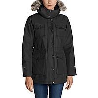 Куртка Eddie Bauer Women Westbridge Parka S Черная 3775BK-S, КОД: 259606