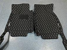 Комплект ковриков из экокожи для Lexus RX, от 2015 года, фото 2