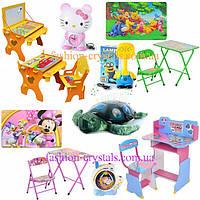 Готовимся к школе и обустраиваем детскую комнату для самых маленьких малышей!