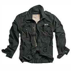 Куртка Surplus Heritage Vintage Jacket Schwarz Ge S Черный 20-3587-63-S, КОД: 260218