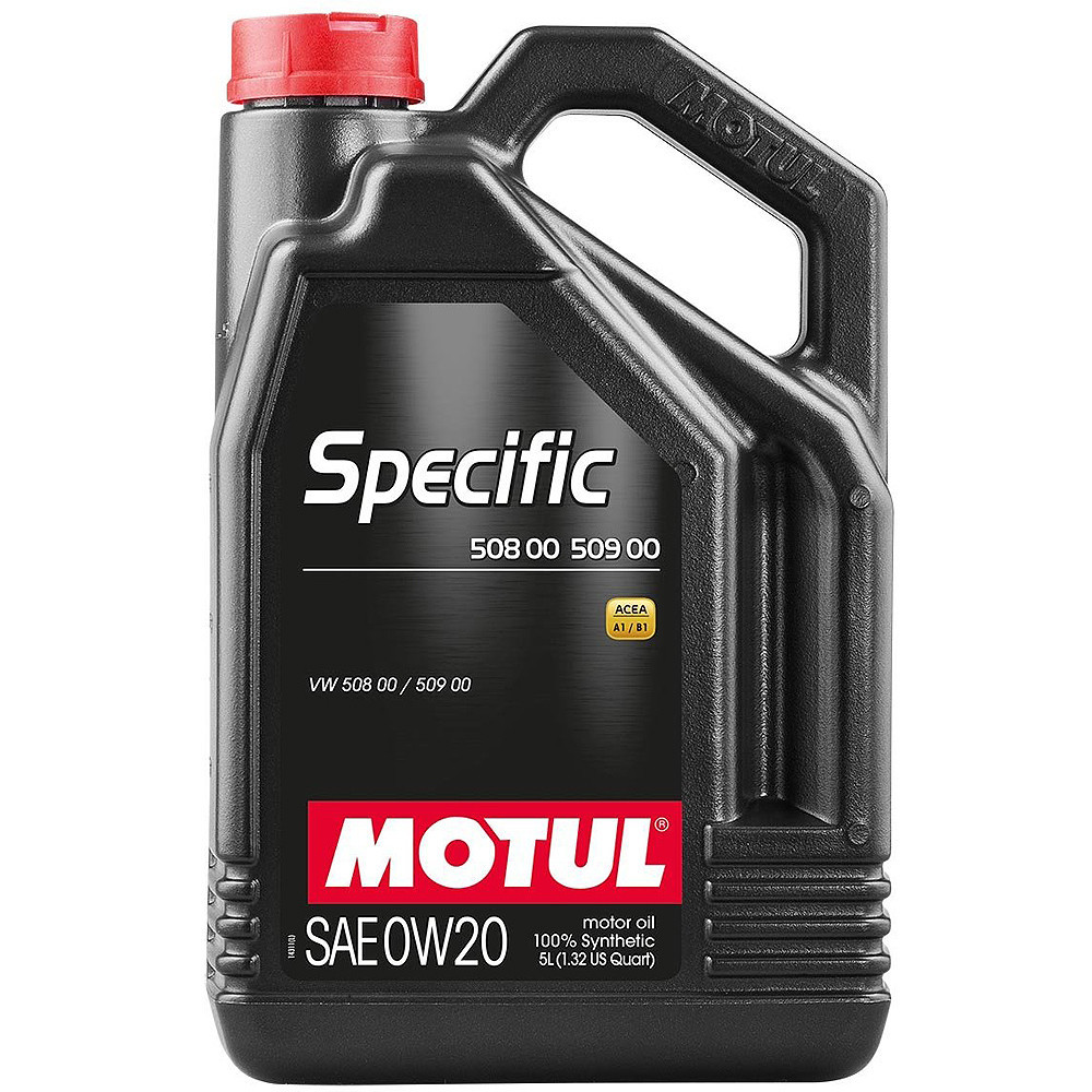 Моторное масло MOTUL SPECIFIC 508.00 509.00 0W-20 867251 5л