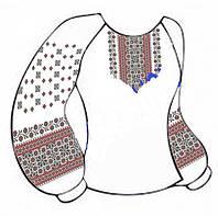 Вишивка жіночої блузки (заготовка)