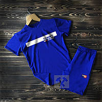 Летний костюм Tommy Hilfiger (Premium-class) синий
