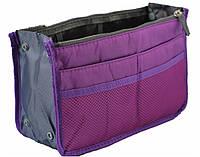Органайзер для сумки Аiry Bag-in-Bag SA00052 Фиолетовый taukrp11000052jh, КОД: 999600