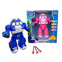 """Робот """"Робокар Полли"""" в коробке"""