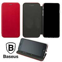 Чехол-книжка Baseus Premium Edge Meizu Meizu X8 красный