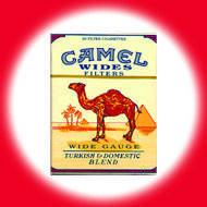 Кэмел / Camel 10 мл, 0 мг/мл, 50PG - PUFF Жидкость для электронных сигарет (Заправка)