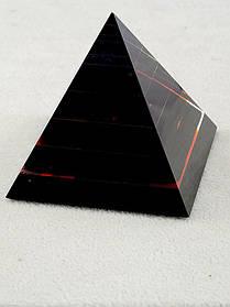 Пирамида Сrystal 50X45мм.