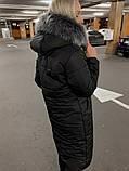 Куртка женская удлинённая. Цвета: черный, марсала, серый, фото 2
