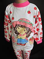 Хлопковые пижамы для девочек., фото 1