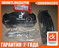 Колодка тормозная дисковая (комплект на ось) МАН 2000,TGA, MB, KASSBOHRER, RVI MAGNUM,PREMIUM  (арт. DK 29030PRO)