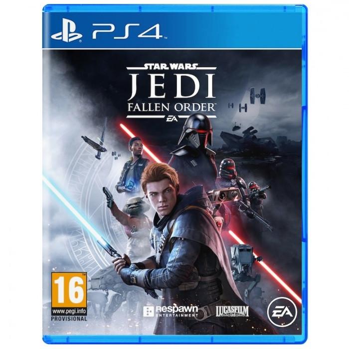Игра Star Wars Jedi: Fallen Order для PS4