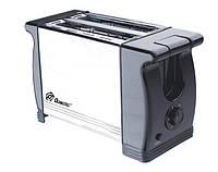 Тостер Domotec MS 3232, 6 режимов, цвет черный, мощность 650 W, бутербродница, сэндвичница