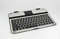 Чехол с клавиатурой для планшета Bluetooth Black, 10 дюймов, цвет черный, чехол для планшета, чехлы